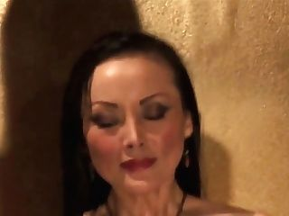 Hot Spunk Tribute Movie Featuring Sexually Charged Superslut Ange Venus