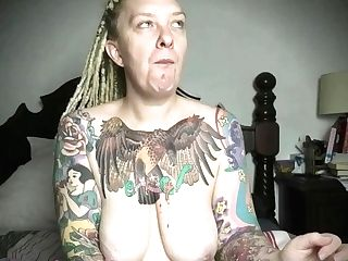 Free Preview - Without Bra Messy Eating