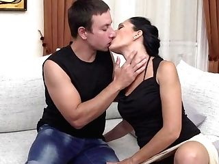 Ultra-kinky Mummy Fucking And Sucking Youthfull Sonny