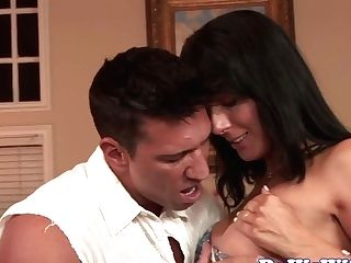 Real Cuckolding Wifey Gets Banged Passionately
