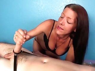 Horny Matures Masseuse Tugjob