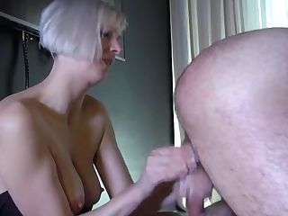German Cheating Mummy In Motel Room