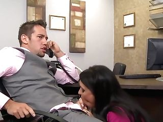 Classical Mummy Fucking At Office