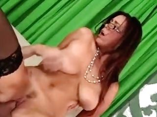 Wankz- Bitchy Mummy Chief Tamed By Hard Dick