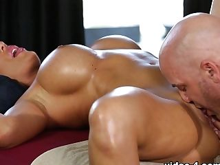 Richelle Ryan & Derrick Pierce In Lonely Wifey - Fantasymassage