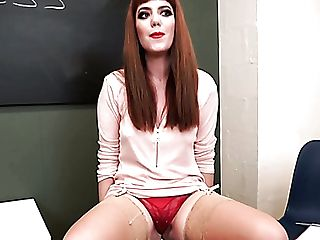 Hetero Haired Lovely Nymphomaniac Zoe Page Is Actually Into Flashing Some Upskirt