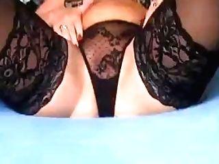 Horny Mom Masturbating With Veil Eyes