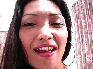 Matures Thai Hooker Guzzles Jism