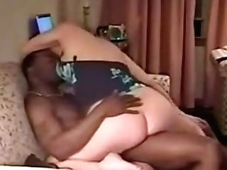Spouse Films Bitch Hotwife With Big Black Cock