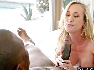 Blacked Brandi Love Fucks Her Step Daughters-in-law Big Black Cock Bf