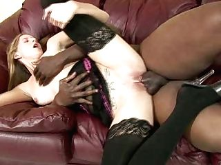 Puny Titted Bitch Aspen Blue Fucks Dirty In Interracial Porno Vid
