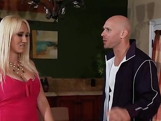 Johnny Sins Has Alana Evans To Thank For Spunking