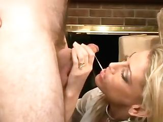 Exotic Superstar Chelsea Zinn In Horny Facial Cumshot, Cougars Porno Movie