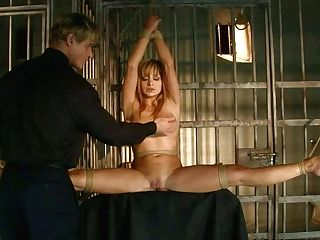 Blonde Harlot Lee Gets Her Beaver Fucked Hard By Aggressive Stud