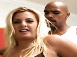 Blondie Bitch Kala Prettyman Is Having Dirty Fucky-fucky With One Black Stranger