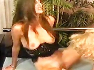 Beautiful Cougar Fisted By Blonde Damsel