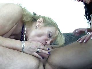 German Mom Instruct Step-daughter-in-law To Fuck Her Friend