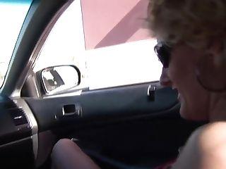 Wankz- Escort Zoe Holiday Gives Crazy Road Head